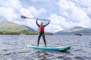 10 Great Places to SUP in Scotland